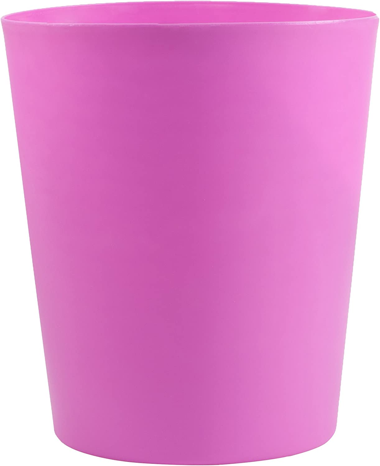 Everyday Home Trash Can-Pink