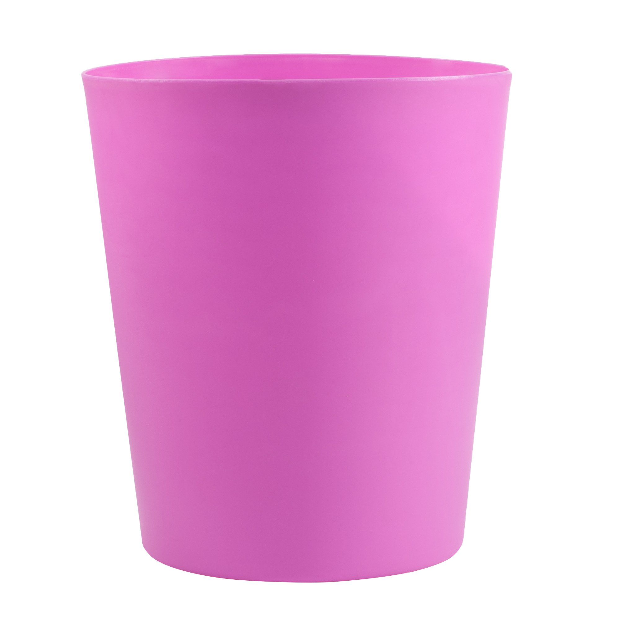 Everyday Home Trash Can - Pink by Everyday Home