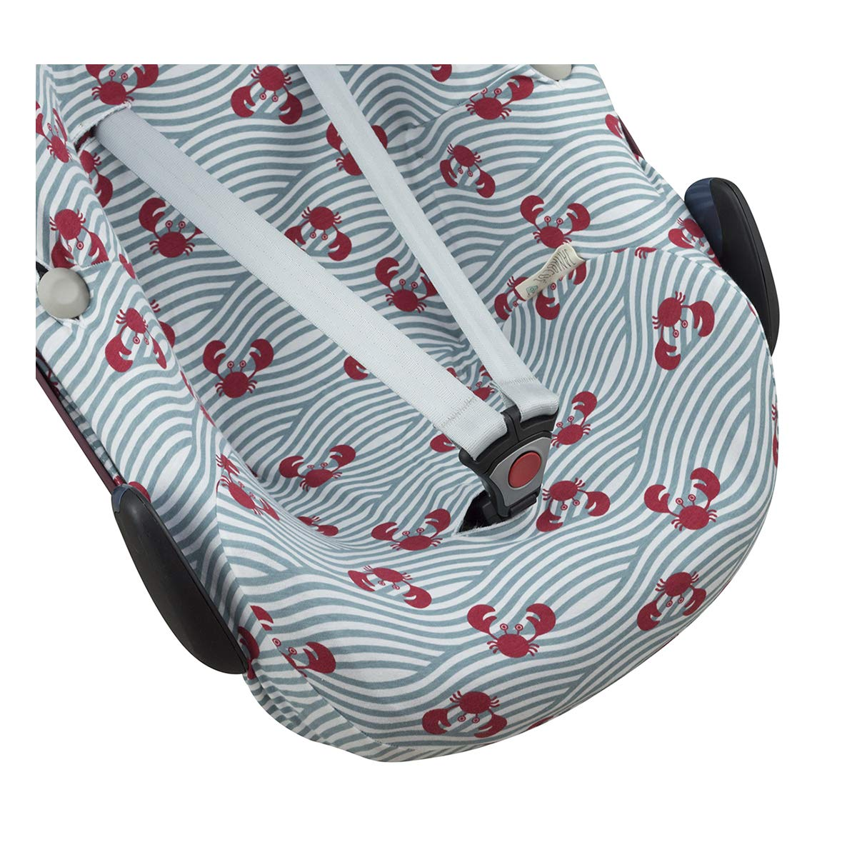 Blue Sparkles JANABEBE Cover Liner Compatible with Pebble and Bebe Confort