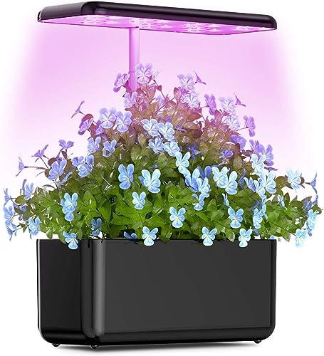 SANSI 70W Plant Light Daylight Full Spectrum LED Grow Light for Indoor Plants, Plant Grow Light for Succulent Indoor Plants Growth Seedling Vegetable and Flower Garden, Sunlight White, Full Cycle