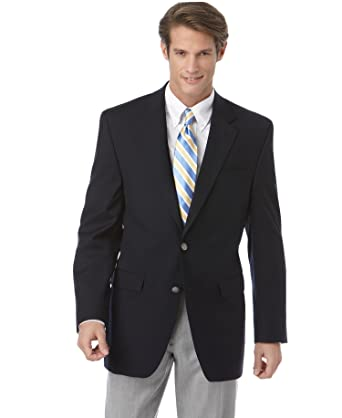 MICHAEL Michael Kors Mens Wool Modern Two-Button Suit Jacket at Amazon Men's  Clothing store: