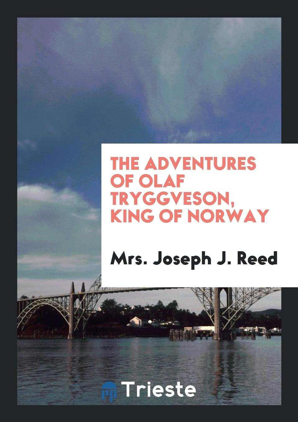 The Adventures of Olaf Tryggveson, King of Norway ebook