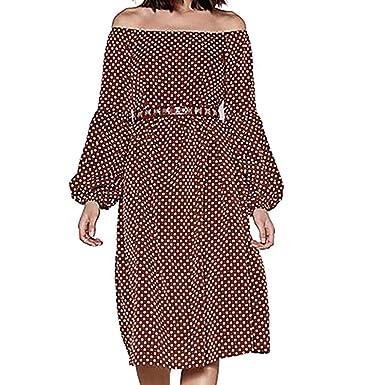 92eb008b81 Vectry Vestidos Adolescentes Chica Vestidos Largos Casual Estampados  Vestidos De Boda Cortos Elegante Moda Mujer 2019