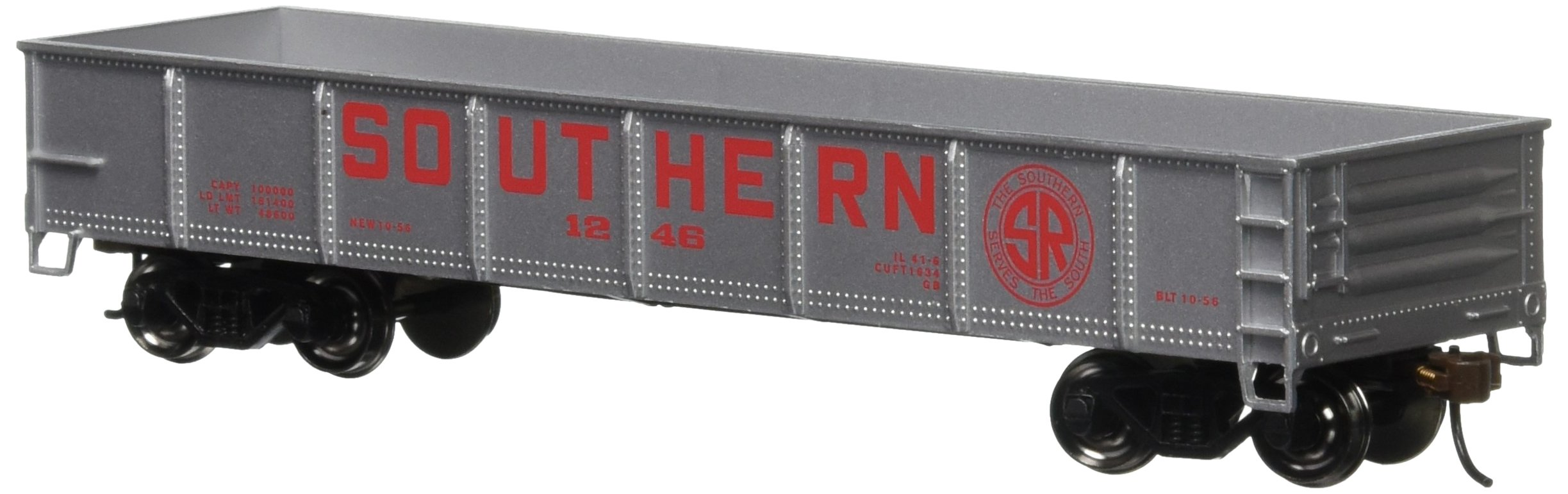 Bachmann Trains Southern 40' Gondola Car-Ho Scale