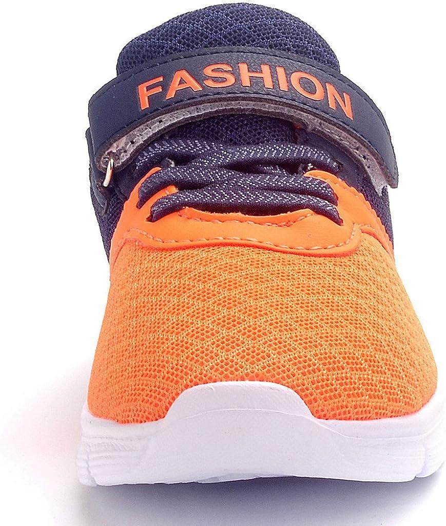 DADAWEN Chaussure de Sports Baskets pour gar/çon et Fille