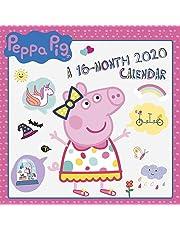 Peppa Pig 2020 Calendar