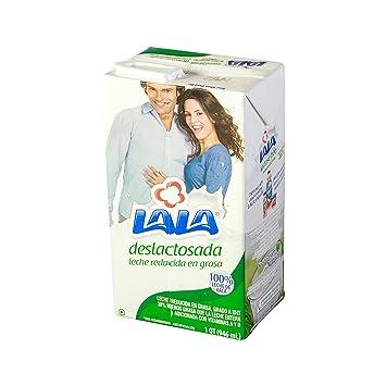 LALA Lactose Free Reduced Fat Milk - 1qt (946 mL)