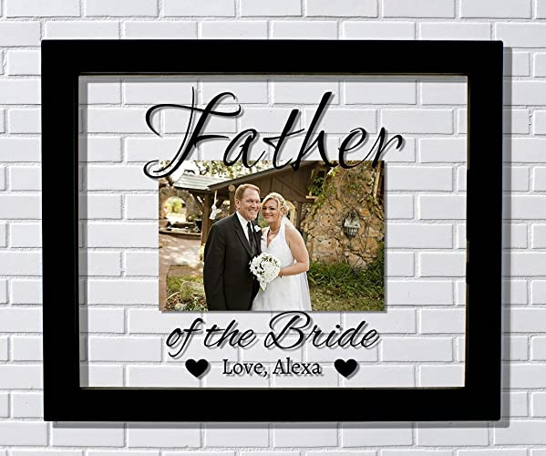 Amazoncom Father Of The Bride Frame Mother Of The Bride