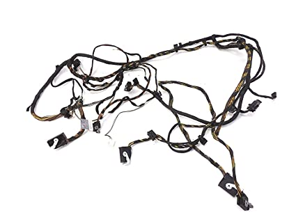 Amazon.com: AUTO PARTS LAB Dash Board Wire Wiring Harness ... on bmw relays, bmw water pump, bmw oil filter, bmw engine harness, bmw fuses, bmw 328 front wiring, bmw k motorcycle wiring, bmw harness to pioneer, ignition coil harness, bmw heater core, bmw 740 transmission harness, bmw blower motor, cover for wire harness, bmw 528i wire harness replacement, bmw wiring kit, bmw e46 stereo wiring diagram, ford 7 3 injector harness, bmw radio, chevy 6 5 glow plug harness, e30 temp sensor harness,