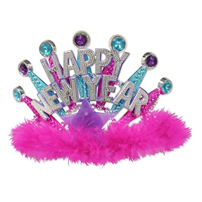 blinkee Happy New Year LED Tiara by: Toys & Games
