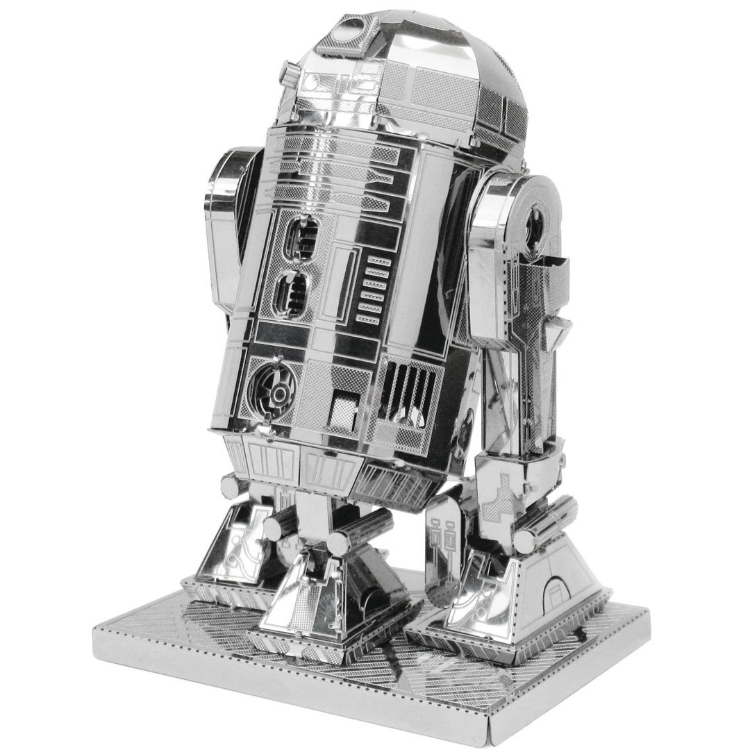 Star Wars Maqueta de metal D R D Metal Earth MMS