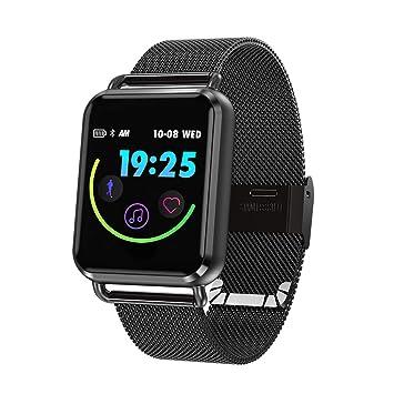 Reloj inteligente para hombres mujeres niños, Bluetooth Smartwatch ...