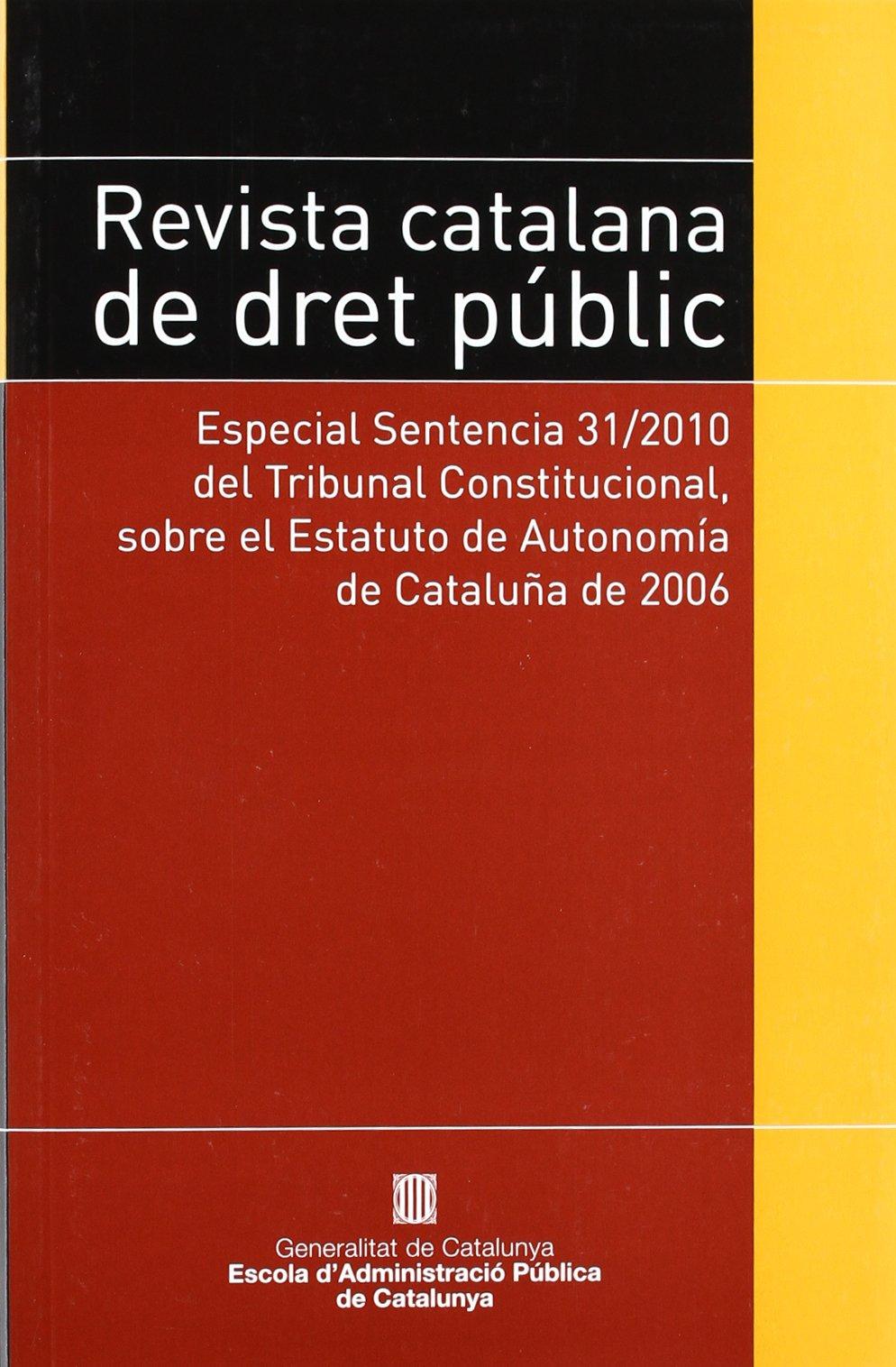 Revista catalana de dret públic