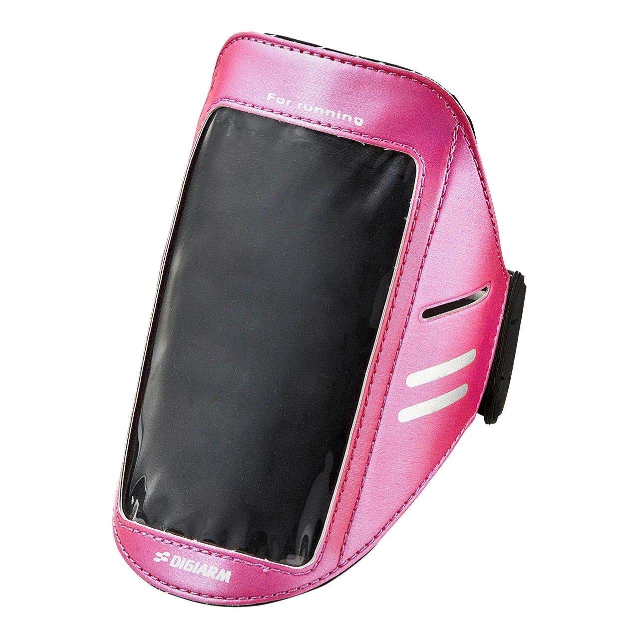 Sanwa armband sport case (L size ) Pink PDA-MP3C11P