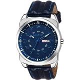 Laurels Lmw-bd-030307 Analog Blue Dial Men's Watch-Lmw-Bd-030307