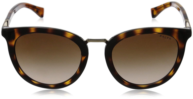 Unbekannt Ralph Damen Sonnenbrille 0Ra5207 150613 52, Braun Tortoise Dark  Brown Gradient  Amazon.de  Bekleidung 795ae5332428