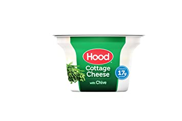 hood cottage cheese with chive 5 3 oz amazon com grocery rh amazon com