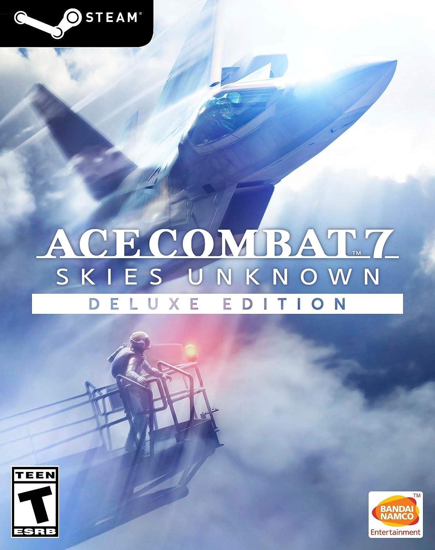 Amazon com: Ace Combat 7 [Online Game Code]: Video Games