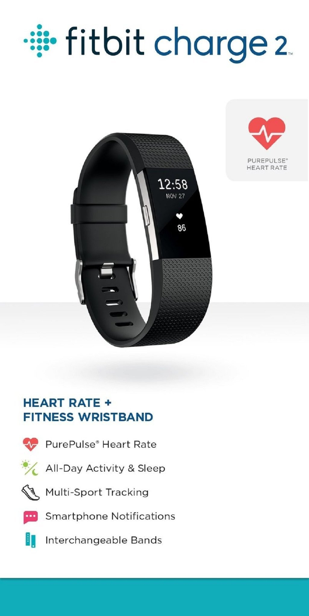 Fitbit-Charge-2-Heart-Rate-Fitness-Wristband-Black-Large-Certified-Refurbished