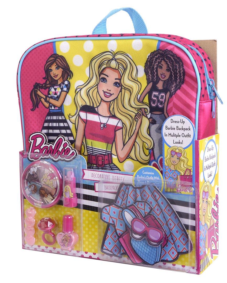 Barbie Estuche de maquillaje infantil Markwins Beauty Brands 9709310