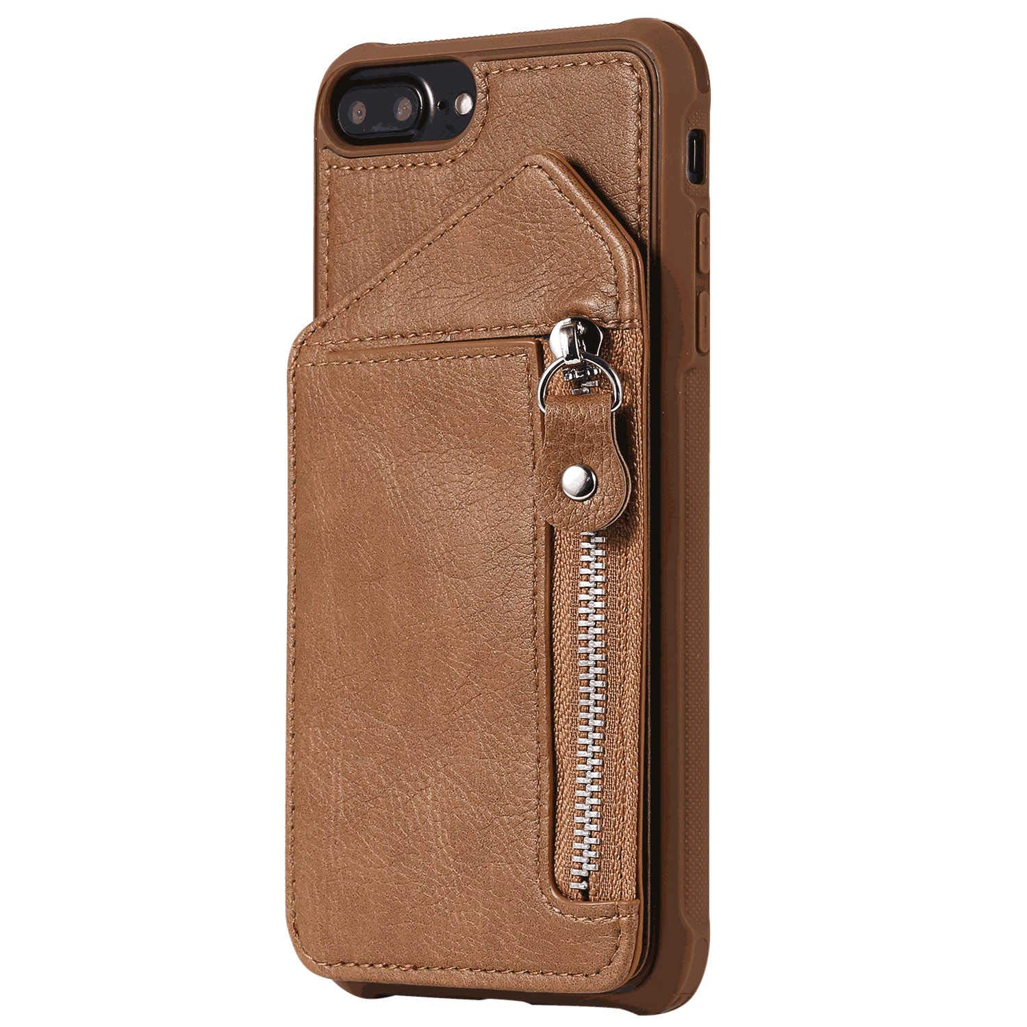 Cover for Samsung Galaxy S9 Leather Cell Phone Cover Card Holders Extra-Durable Business Kickstand with Free Waterproof-Bag Samsung Galaxy S9 Flip Case