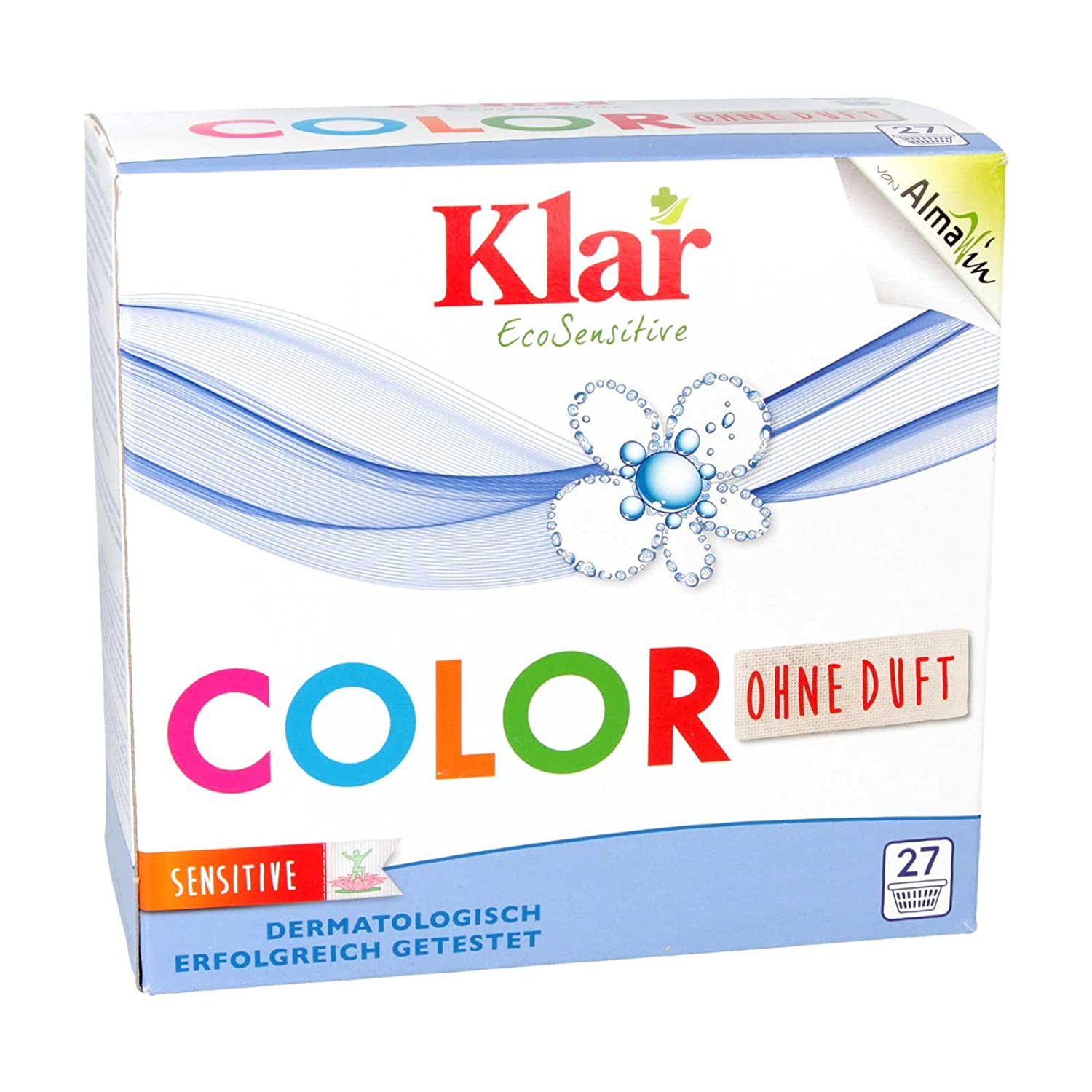 Klar Laundry Detergent Fragrance Free by Klar: Amazon.es ...