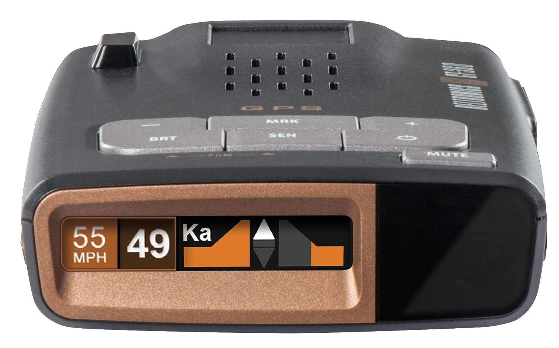 Fewer False Alerts Bluetooth Supercharged Detection Police Alerts Voice Alerts Escort Live Radar//Laser Detector OLED Display Beltronics GT1