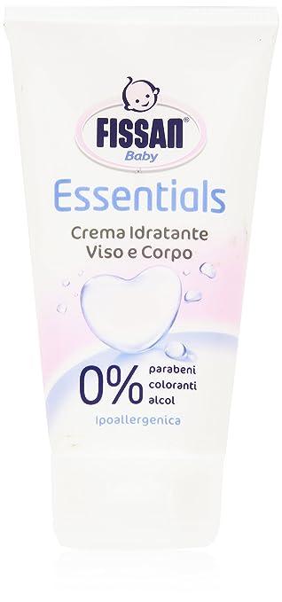 11 opinioni per Fissan- Essentials, Crema Idratante Viso e Corpo- 150 ml