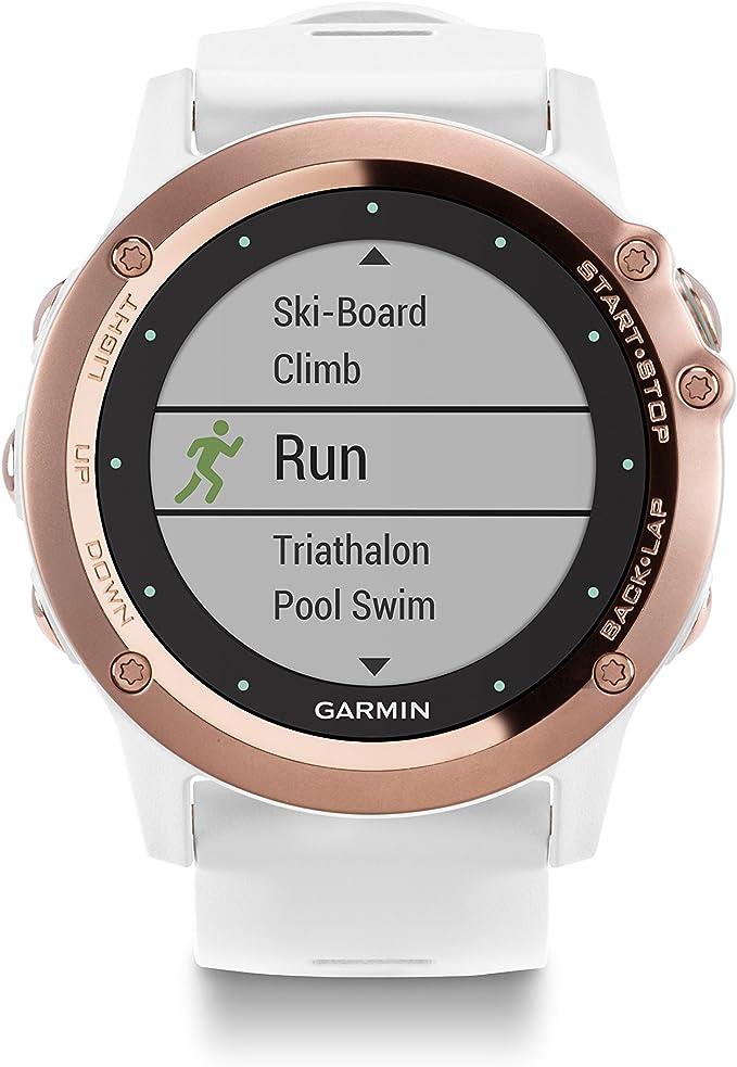 Amazon.es: Garmin Fénix 3 - Reloj GPS, color negro