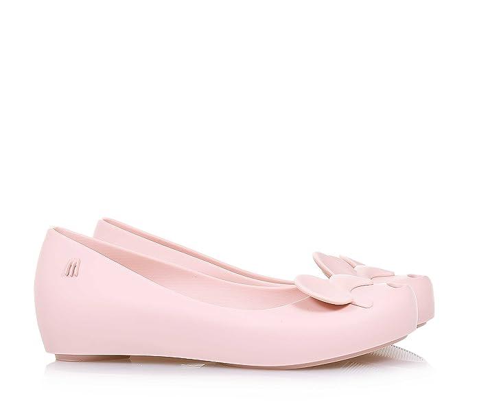 MINI MELISSA Girls' First Walking Shoes pink Size: UK 2.5: Amazon.co.uk:  Shoes & Bags