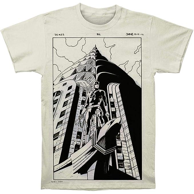 Dare Devil - Camiseta - Camiseta gráfica - Manga Corta - Opaco - Hombre Marfil Off