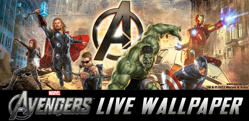 Amazon.com: The Avengers Live Wallpaper: Appstore for Android