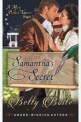 Samantha's Secret (A More Perfect Union Series, Book 3) Paperback