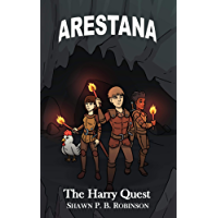 Arestana: The Harry Quest (Arestana Series Book 3) (English Edition)