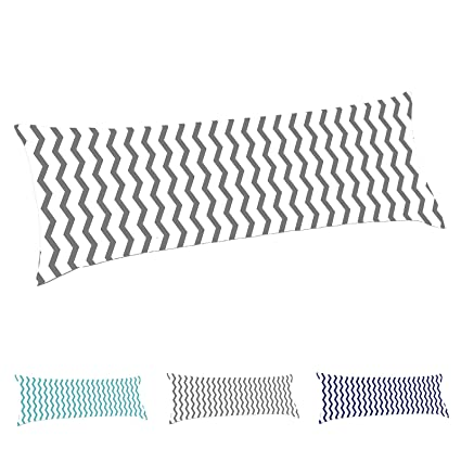 "100/% Cotton Full Long Body Pillowcase//Case//Cover Cushion Cover 21/""x54/""//51x140cm"