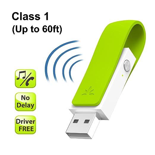 36 opinioni per Avantree aptX Audio Adattatore USB Bluetooth 4.1 A BASSA LATENZA, non Necessita