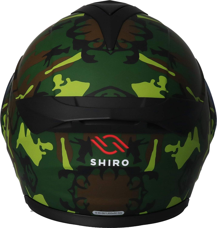 Shiro CASCO SH-501 CAMOUFLAGE M