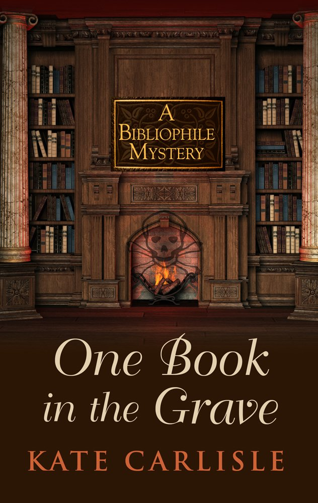 Read Online One Book In The Grave (A Bibliophile Mystery) PDF
