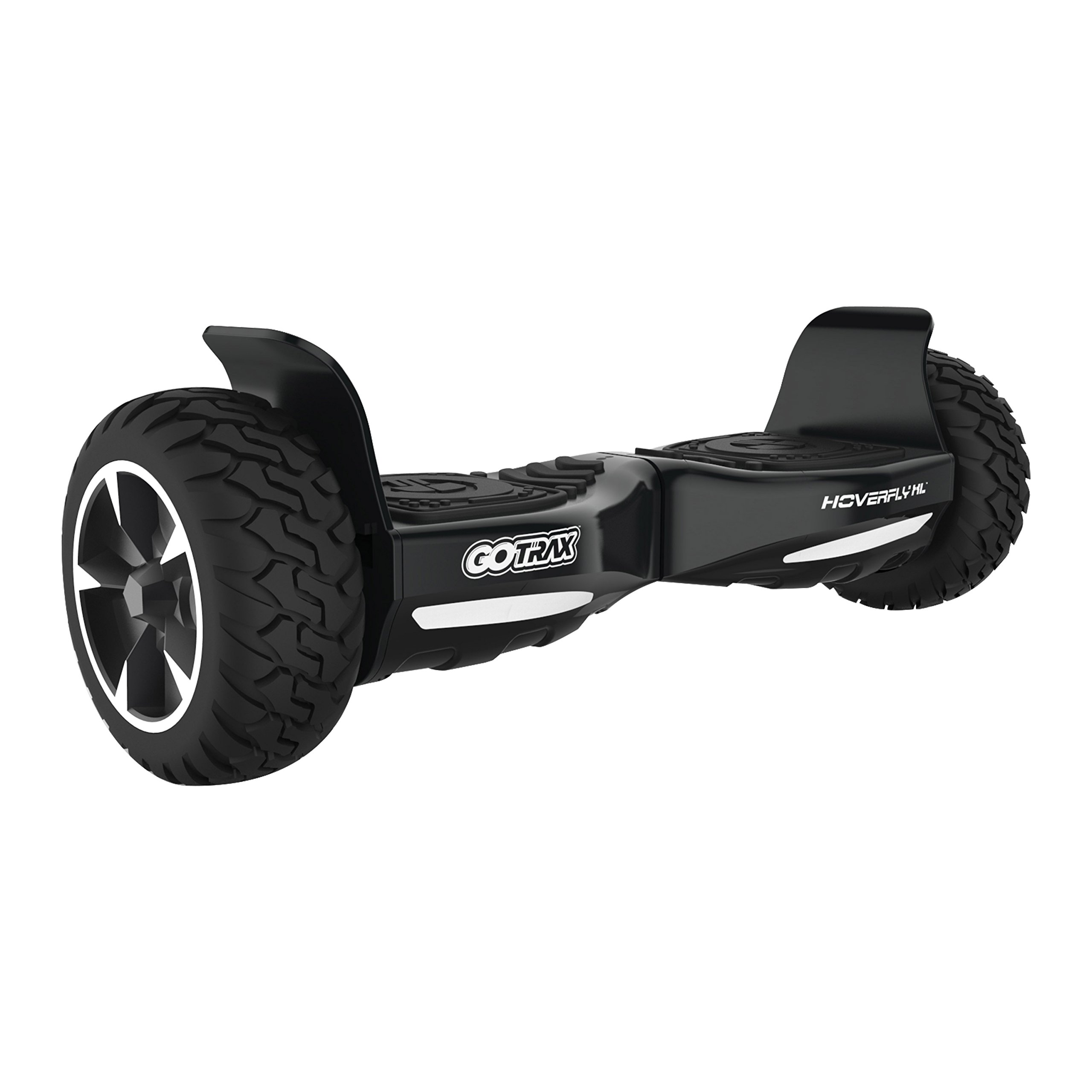 GOTRAX Hoverfly XL All Terrain Hover board 8.5 Inflatable Tire - UL2272 Certified Self Balancing Hoverboard by GOTRAX