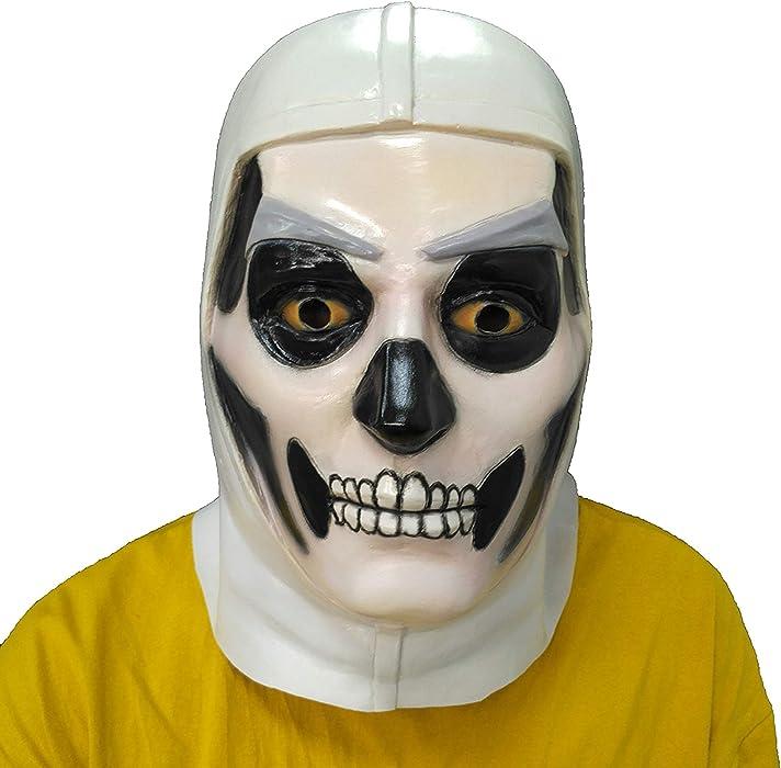 Amazoncom Oside Childrens Skull Trooper Fornite Skin Masks