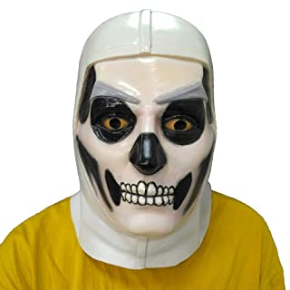Oside Skull Trooper Skeleton Fortnite Skin Mask Cosplay Adult