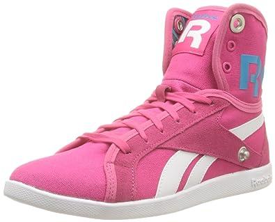 Reebok Top Down Snaps Txt, Txt, Snaps Damen Sneaker (Herstellergröße  39 ... 6c8881