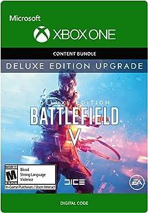 Amazon com: Battlefield V: Deluxe Edition Upgrade Xbox One