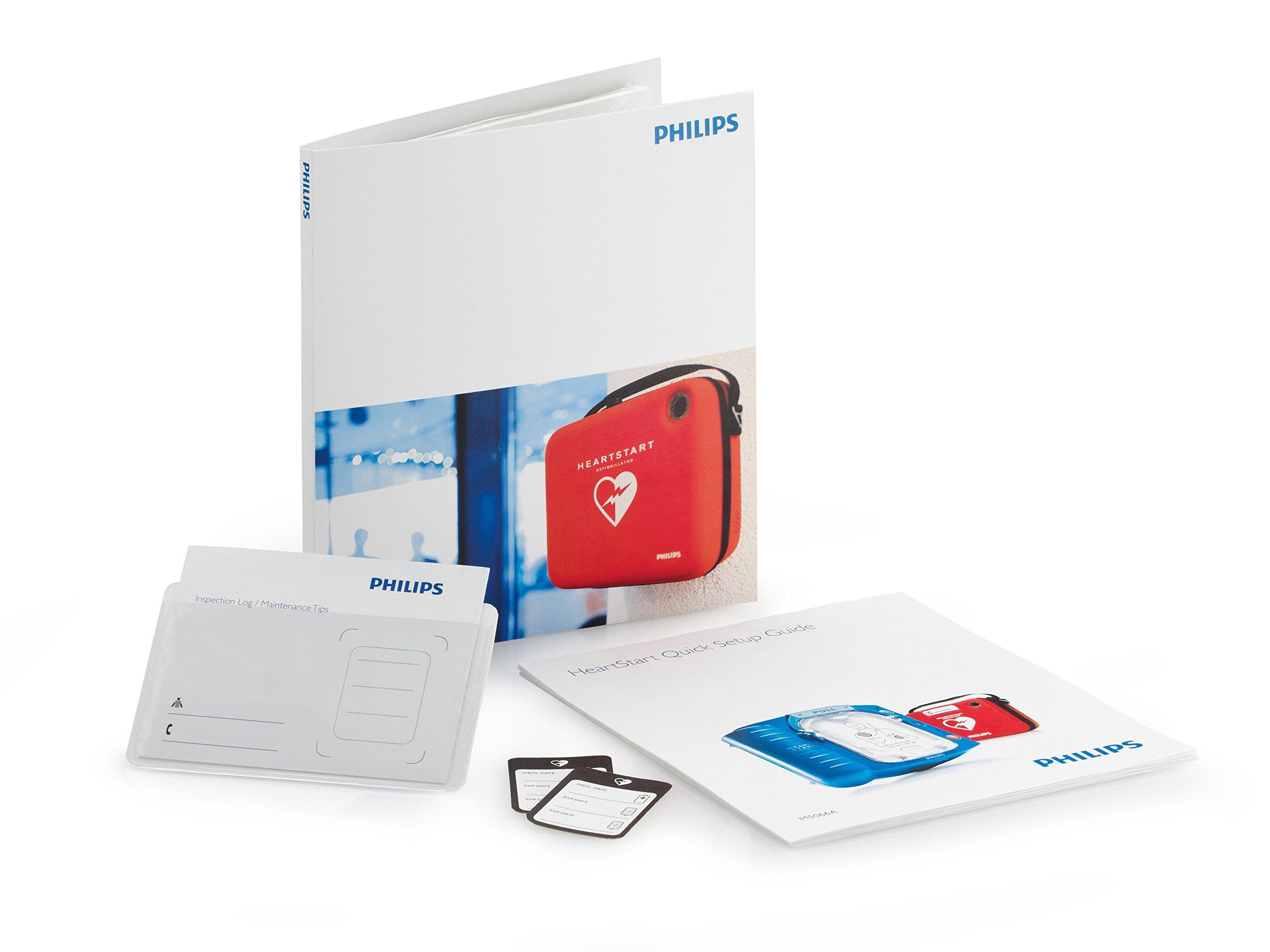 Philips HeartStart M5066-91900 Onsite Instructions for Use