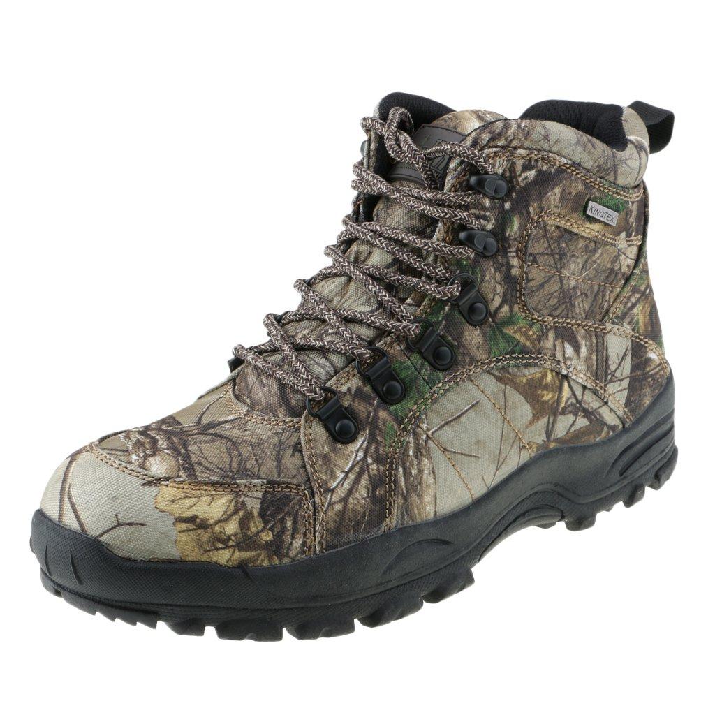 Homyl Paire de Botte Home Camouflage Sport Plein d'air Chaussures Imperméable à l'eau Semelle Anitdérapante 44