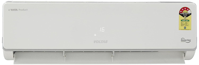 Voltas 1-Ton 4 Star Inverter Split AC – 124V SZS