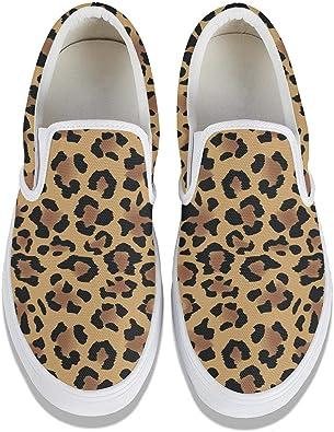 TUCAWV Womens Animal Leopard Print Skin