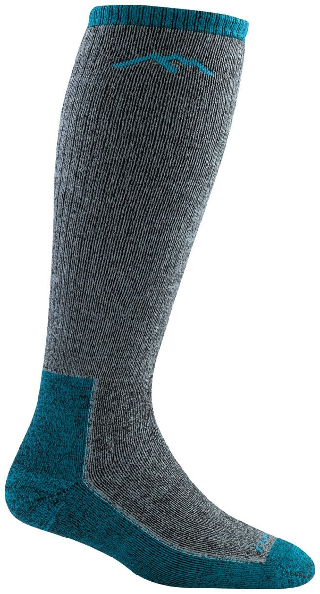 Darn Tough Merino Wool Mountaineering Extra Cushion Sock - Women's Midnight Medium