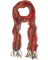 Trendy Multi Color Glitter Fashion Scarf - Different Colors Available