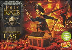 Lindberg - Jolly Roger Series: The Freebooter's Last Leg, 1:12 (HL613), red